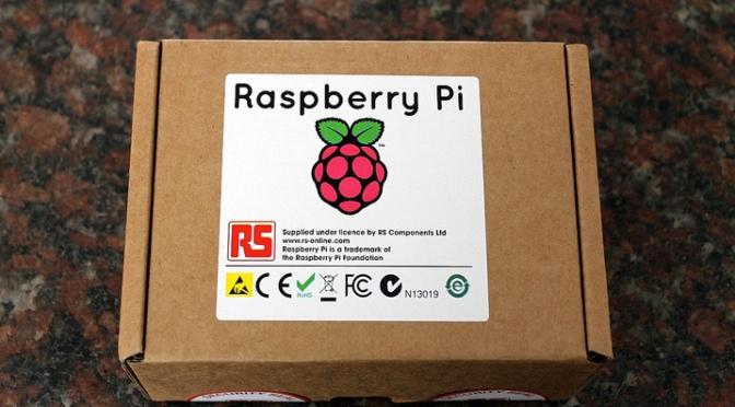 [RPi] Próxima parada: Raspberry Pi